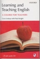 کتاب  Learning and Teaching English A Course for Teachers