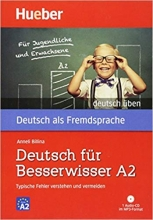 کتاب Deutsch Fur Besserwisser A2