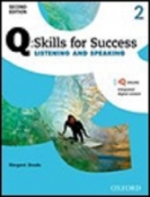 کتاب Q Skills for Success 2 Listening and Speaking 2nd+CD