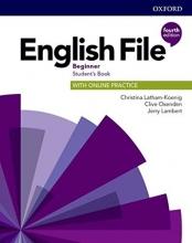 كتاب اینگلیش فایل بیگینر ویرایش چهارم English File Beginner (4th) SB+WB+CD