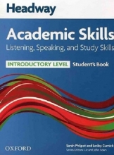 كتاب Headway Academic Skills Introductory Listening Speaking and Study Skills+CD