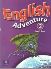 کتاب English Adventure 2