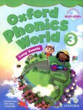 کتاب Oxford Phonics World 3 SB+WB+DVD