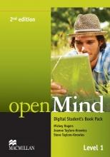 کتاب زبان openMind 2nd Edition Level 1 Digital Student's Book Pack