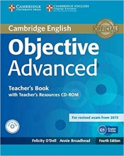 کتاب معلم Objective Advanced Teacher's Book