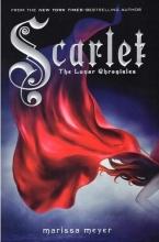 کتاب Scarlet - The Lunar Chronicles 2