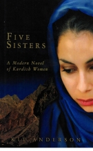 Five Sister Kit Anderson کتاب رمان