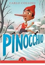 Pinocchio کتاب رمان