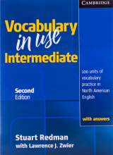 کتاب وکبیولری این یوز اینترمدیت ویرایش دومVocabulary in Use Intermediate 2nd