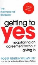 کتاب Getting to Yes