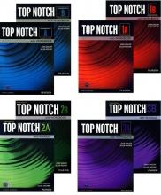 Top Notch 3rd Edition + CD پک کامل کتاب تاپ ناچ ویرایش سوم