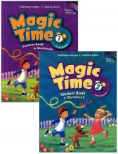 Magic Time 1 + 2 + CD مجیک تایم 1 و 2