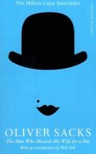 کتاب The Man Who Mistook His Wife for a Hat