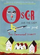 کتاب  Oscar The Lady In Pink
