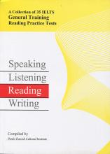 کتاب A COLLECTION OF 35 IELTS GENERAL TRAINING READING PRACTICE TESTS کتاب تست جنرال