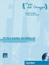 کتاب Fit fürs Goethe-Zertifikat A2: Deutschprüfung für Erwachsene