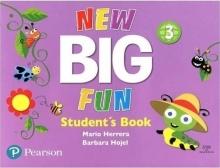 کتاب New Big Fun 3 SB+WB +CD+DVD