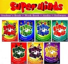 Super Minds + CD پک کامل کتابهای سوپر مایند