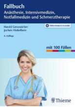 کتاب Fallbuch Anästhesie Intensivmedizin und Notfallmedizin ( سیا سفید)