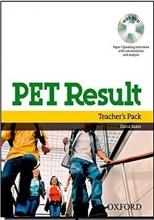کتاب PET Result:: Teacher's Pack