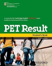 کتاب PET Result Student's Book + Work Book