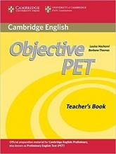 کتاب Objective PET Teacher's Book