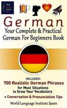 کتاب German Your Complete & Practical German For Beginners Book