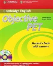 کتاب Objective PET (2nd) S.B+W.B+For school+2 CD