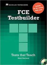 کتاب FCE Testbuilder