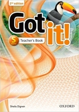 کتاب Got it!: Starter: Teacher's Book