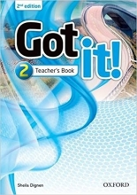 کتاب Got it!: Level 2: Teacher's Book