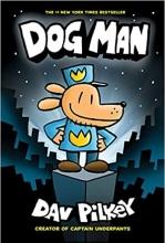 کتاب Dog Man 1