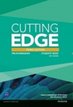 کتاب آموزشی کاتینگ ادج (Cutting Edge Third Edition Advanced (S.B+W.B+CD