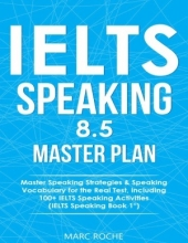 کتاب IELTS Speaking 8.5 Master Plan