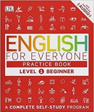 کتاب English for Everyone Level 1 Beginner Practice Book