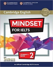 کتاب Cambridge English Mindset For IELTS 2 Student Book+CD
