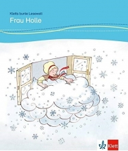 کتاب KLETTS BUNTE LESEWELT FRAU HOLLE داستان آلمانی کودکان رنگی