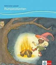 کتاب RUMPELSTILZCHEN داستان زبان آلمانی کودکان رنگی