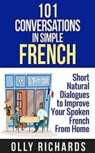کتاب 101Conversations in Simple French
