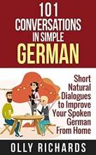 کتاب 101Conversations in Simple German