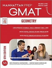 کتاب GMAT Geometry Manhattan Prep GMAT Strategy Guides