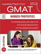 کتاب GMAT Number Properties Manhattan Prep