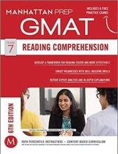 کتاب GMAT Reading Comprehension Manhattan Prep