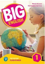 کتاب بیگ انگلیش Big English 2nd 1 SB+WB+CD
