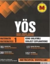 کتاب MATEMATIK 1 KONUANLATIMLI