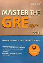 کتاب Master The GRE General TEST 2018