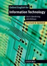 كتاب Oxford English for Information Technology سیاه و سفید