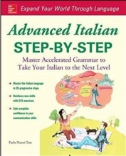 کتاب Advanced Italian Step by Step