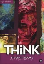 کتاب Think Level 2 Student's Book+ WB+CD