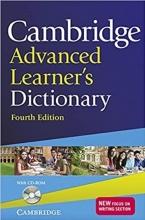 کتاب Cambridge Advanced Learners Dictionary with+ CD ( اورجینال )